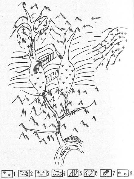 биотитового гранита.